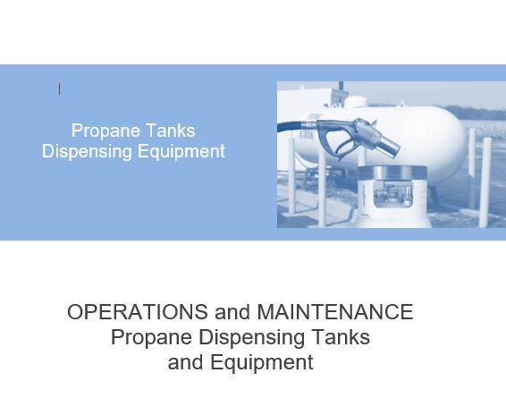 Propane Facility Operations Manual
