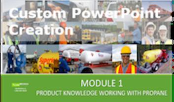 Custom PowerpoinT Creation