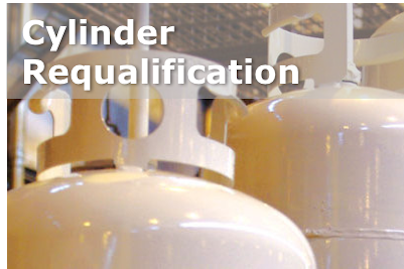 Cylinder Requalification