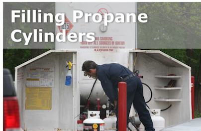 Filling Propane Cylinders