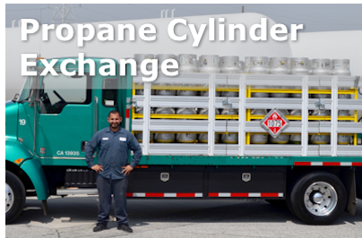 Propane Cylinder Exchange