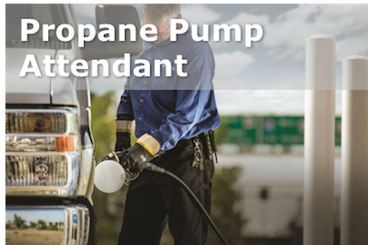 Propane Pump Attendant